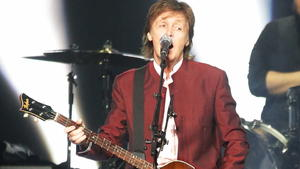 Paul McCartney: Erstes Europa-Konzert in Düsseldorf