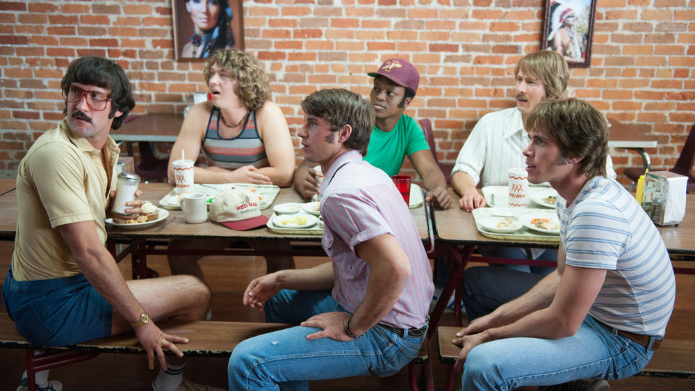 """Everybody Wants Some!!"": Eine Ode an die Achtziger"