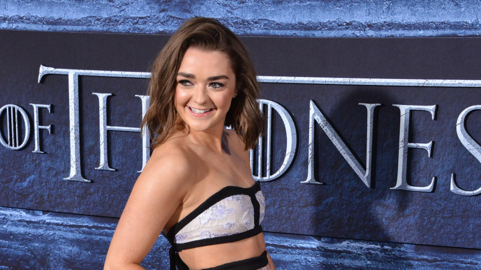GOT-Star Maisie Williams