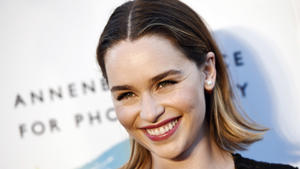 """Game of Thrones""-Star Emilia Clarke spielt die Hauptrolle"