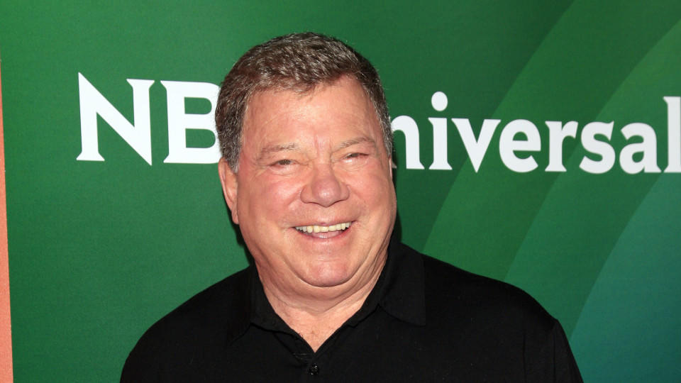 Schauspieler William Shatner