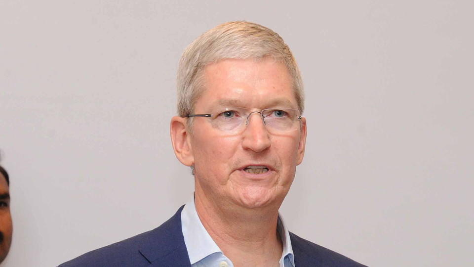 'Apple'-Chef Tim Cook