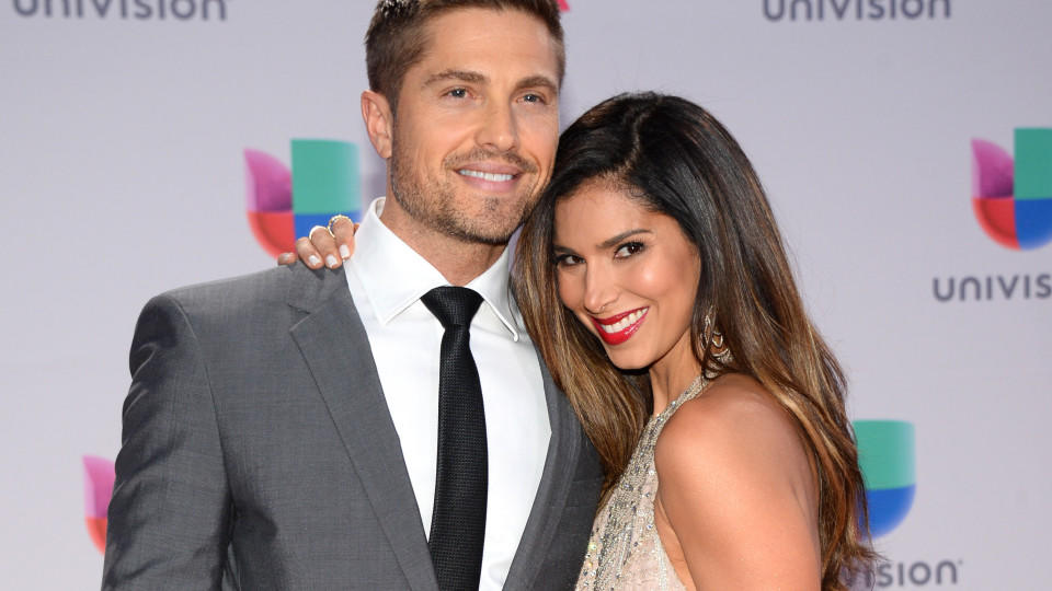 Roselyn Sanchez und Eric Winter