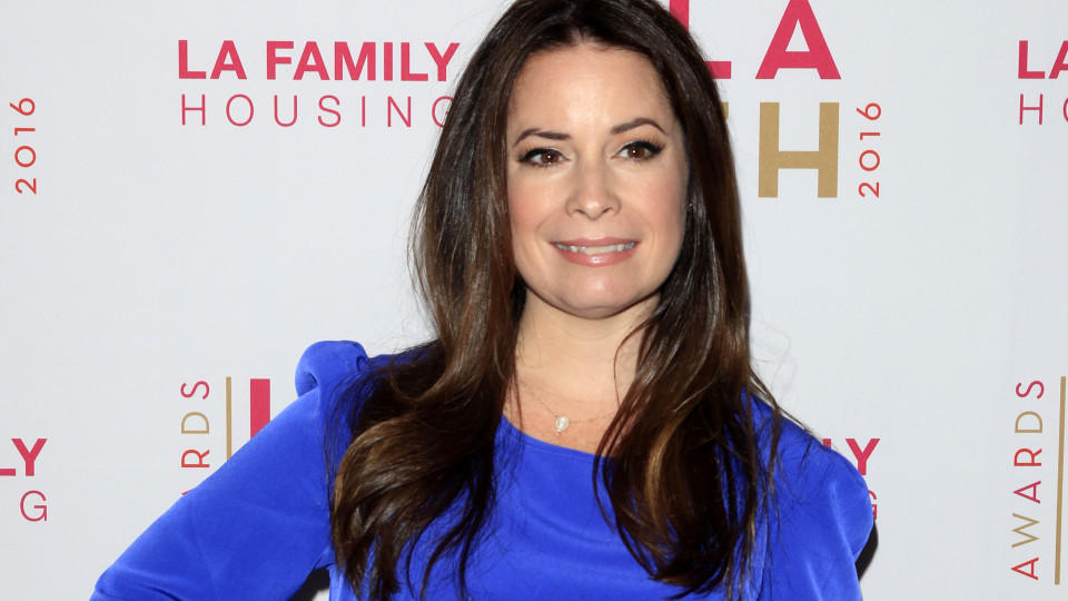 Schauspielerin Holly Marie Combs