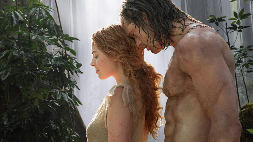 'Legend of Tarzan': Zurück in den wilden Dschungel