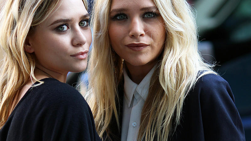 Mary-Kate und Ashley Olsen: Falten-Panik!