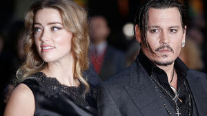 "Johnny Depp: Amber Heard hat in der ""Hunde-Schmuggel-Affä..."