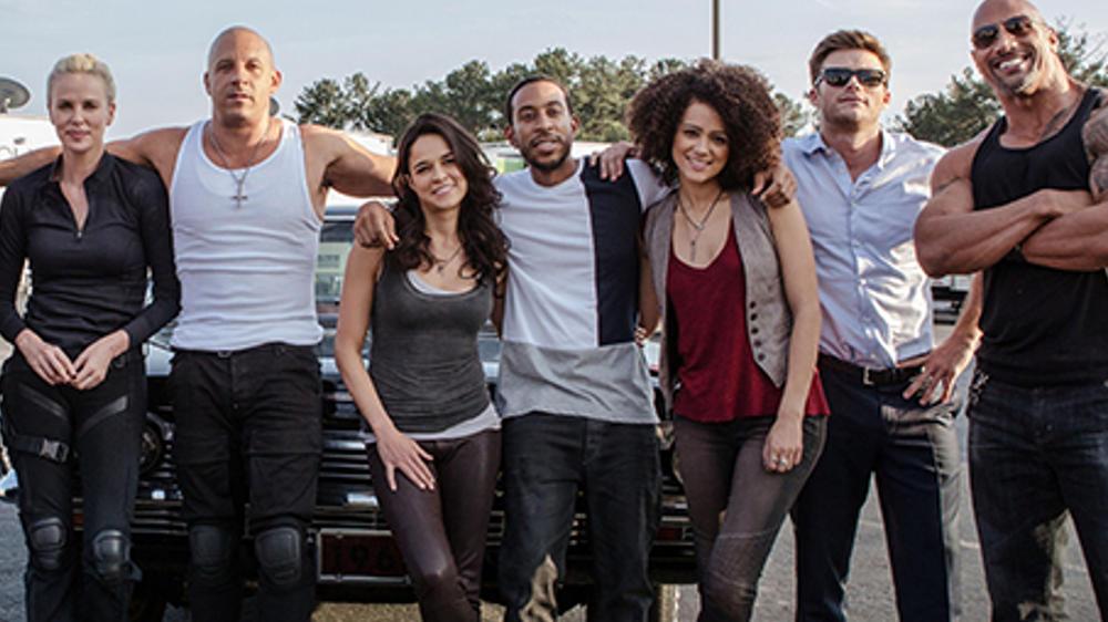 Fast & Furious 8 Besetzung
