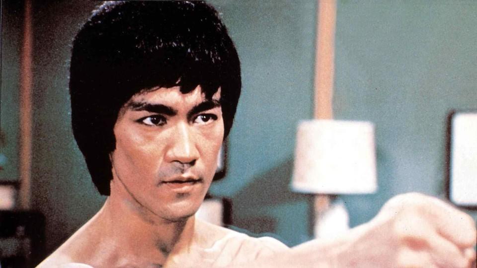 Der Legendäre Bruce Lee King Of Kung Fu