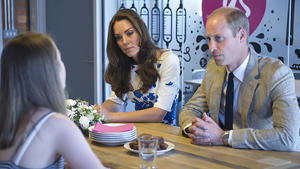 Prinz William vermisst Diana jeden Tag