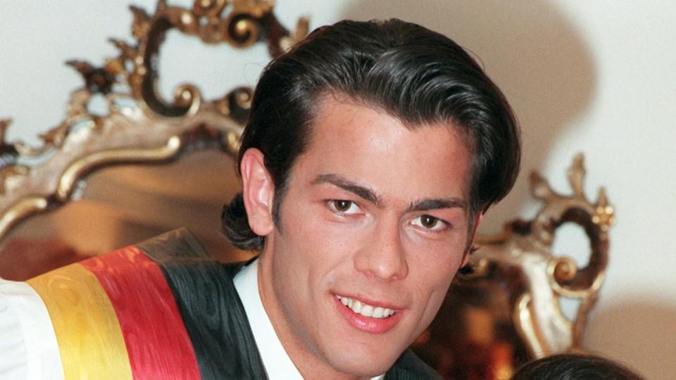 Mister Germany Adrian U
