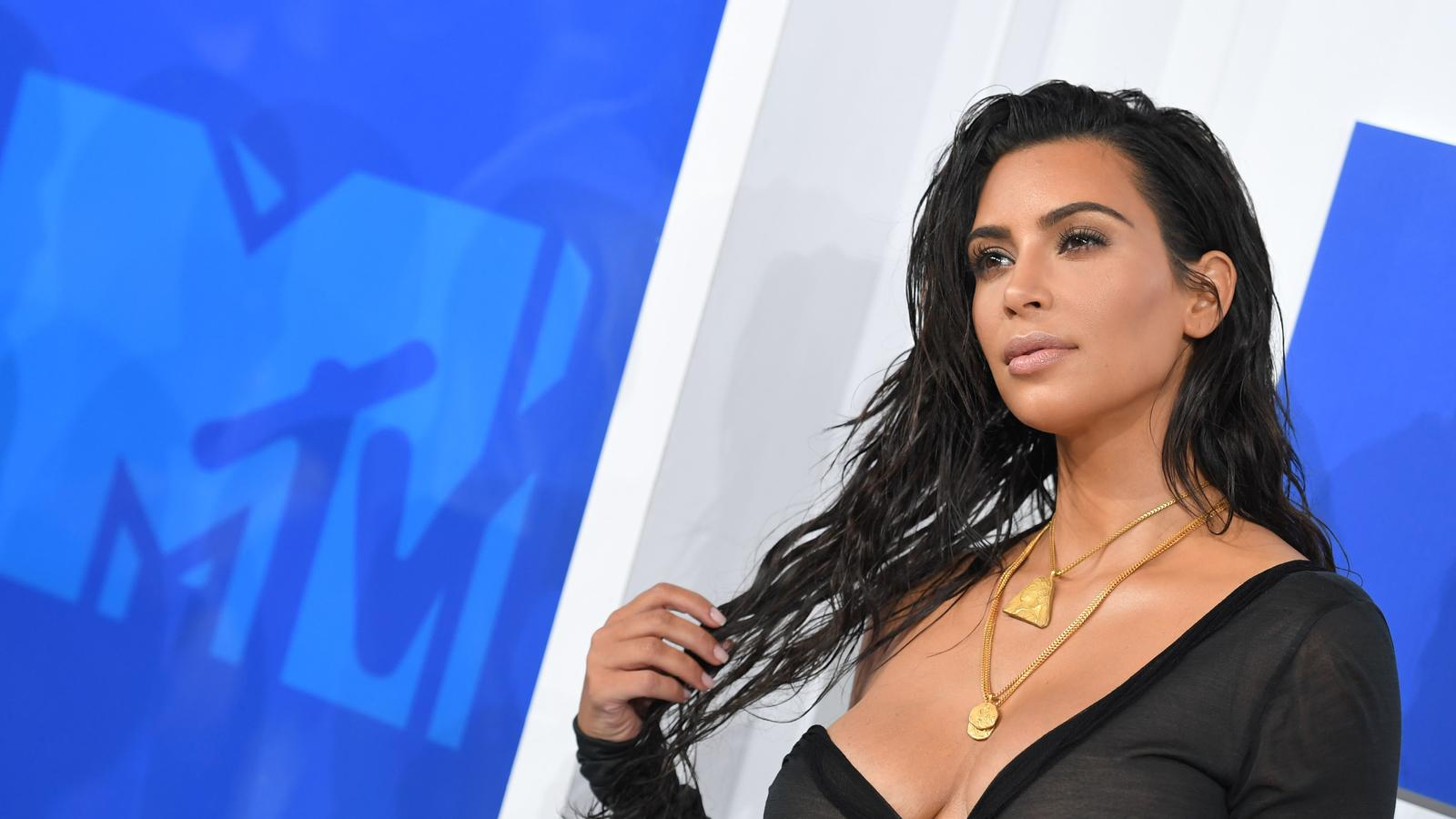 Kim Kardashian West bei den MTV Video Music Awards