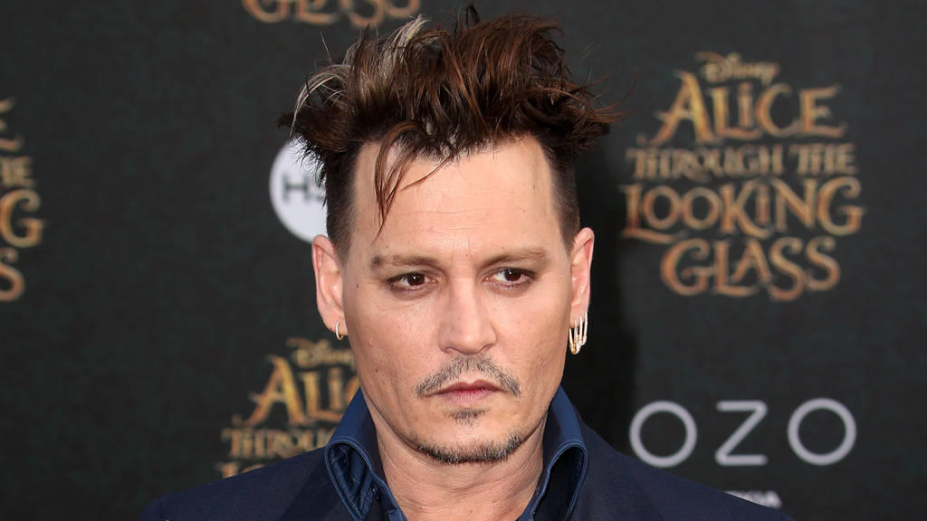 Johnny Depp: Als Mordkommissar in 'Labyrinth'