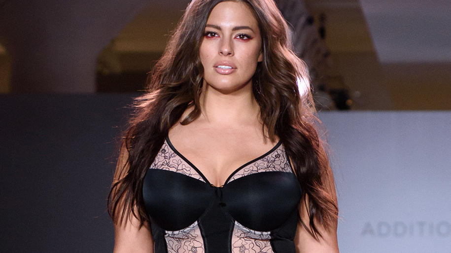 Addition Elle Presents Holiday 2016 RTW + Ashley Graham Lingerie - Runway and Front Row - September 2016 - Style360 Fashion Week-NYMetropolitan West, NY