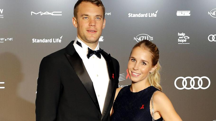 Image result for Nina Weiss  Manuel Neuer