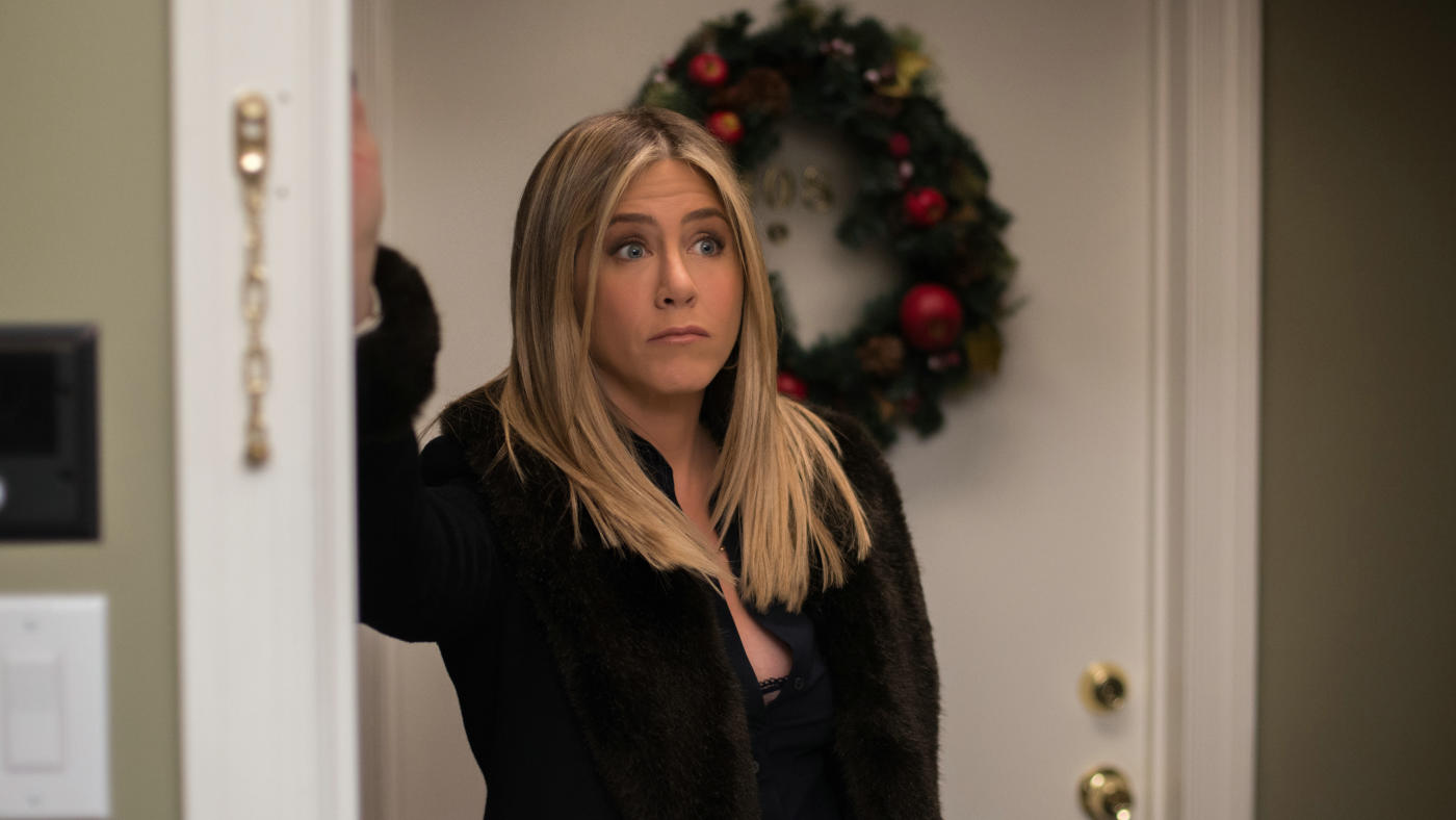 Jennifer Aniston in 'Office Christmas Party'