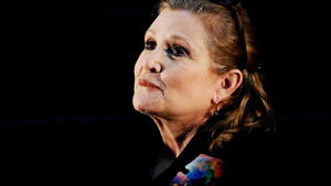 'Star Wars'-Legende Carrie Fisher tot