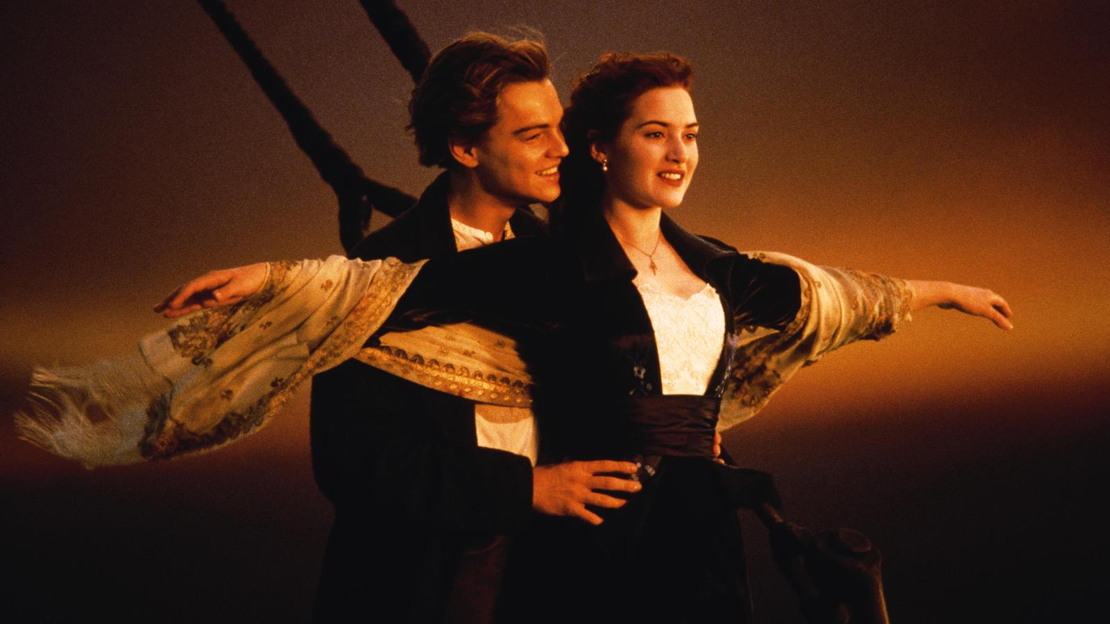 separation shoes 85d6a 833c0 James Cameron verrät: Deshalb musste Jack in 'Titanic' sterben