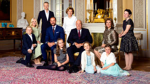 Königshaus Norwegen