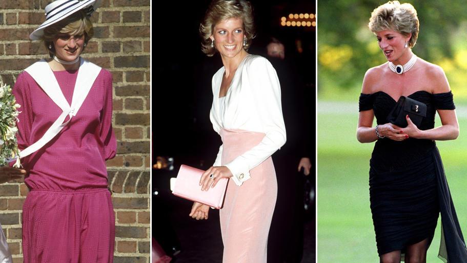 Prinzessin Diana: So wurde Lady Di zur unsterblichen Fashion-Ikone