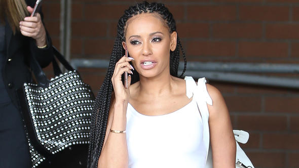 Mel B visits a police station in Los Angeles after reportedly failing to gain access to a storage facilityMel B visits a police station in Los Angeles after reportedly failing to gain access to a storage facility. The former Spice Girl, who is embroi