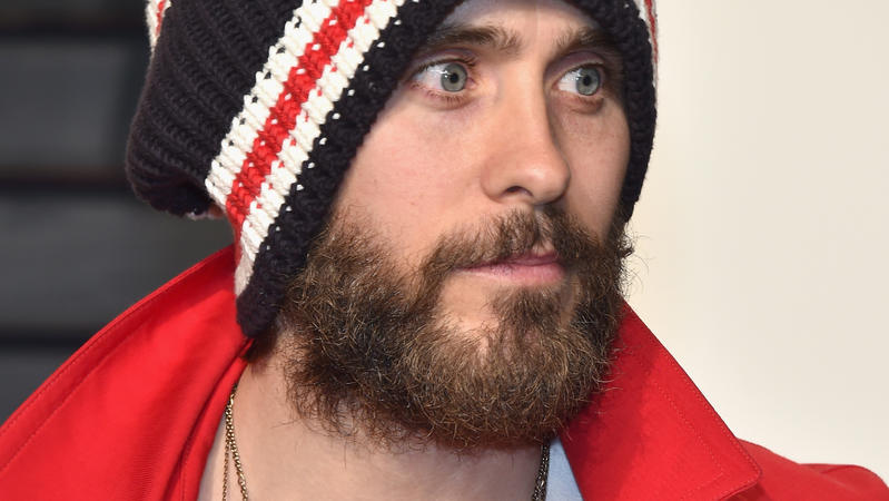 Jared Leto bei einer Party.