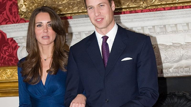 Endlich: Prinz William heiratet Kate Middleton!
