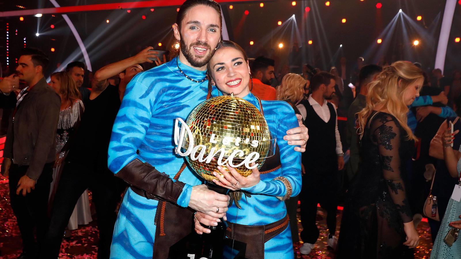 Lets Dance Finale So Emotional Ging Es Hinter Den Kulissen Zu