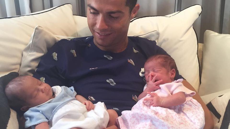 Ronaldo Zwillinge