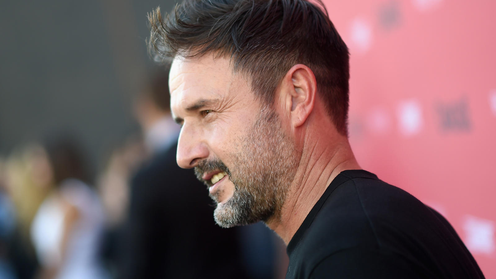 David Arquette in Los Angeles
