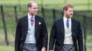 So gedenken William & Harry ihrer Mama