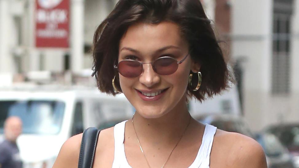 Bella Hadid Hat Sich Getraut Das Model Tragt Jetzt Einen Richtig