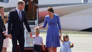 William & Kate: In Berlin gefeiert