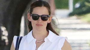 Jennifer Garner Arm in Arm mit Ben Afflecks Mutter