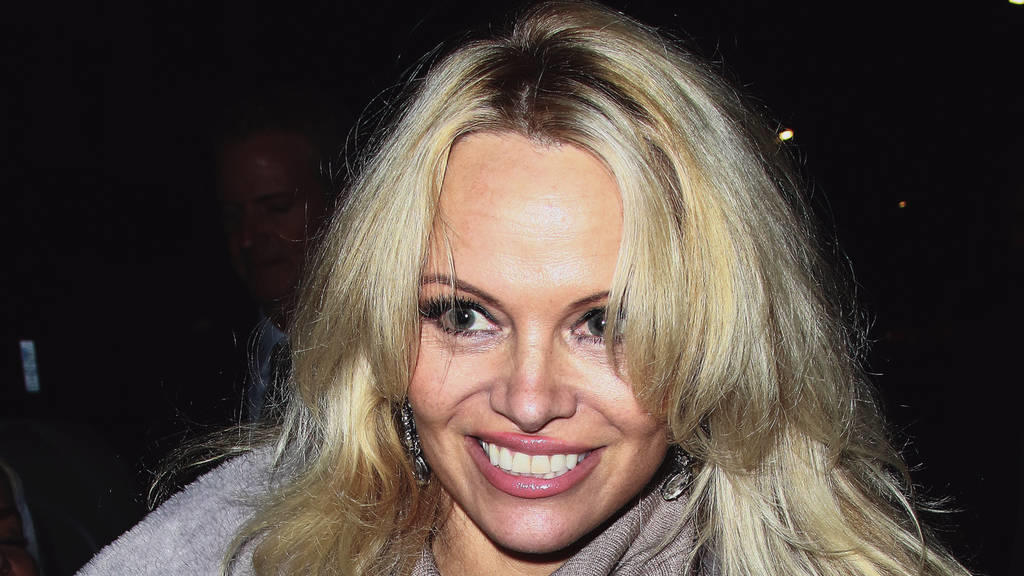Pamela Anderson: Selbsthilfe für andere