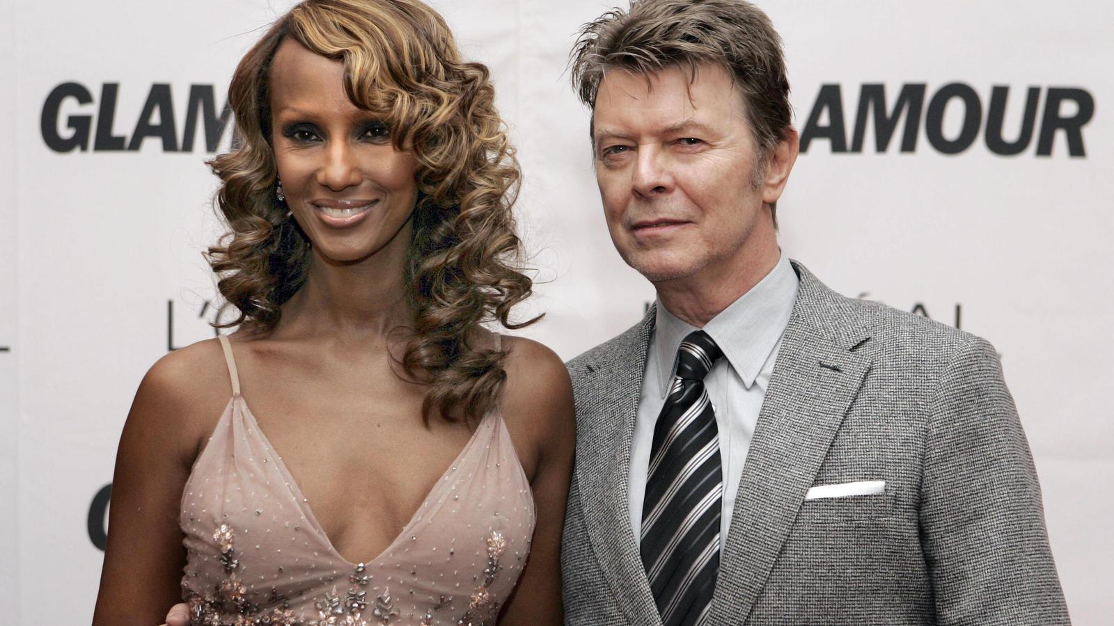 Iman Und David Bowie So Hübsch Ist Ihre Tochter Lexi