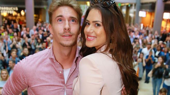 Bachelorette Jessica Und David