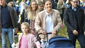 Mini-Royals in Quengel-Laune