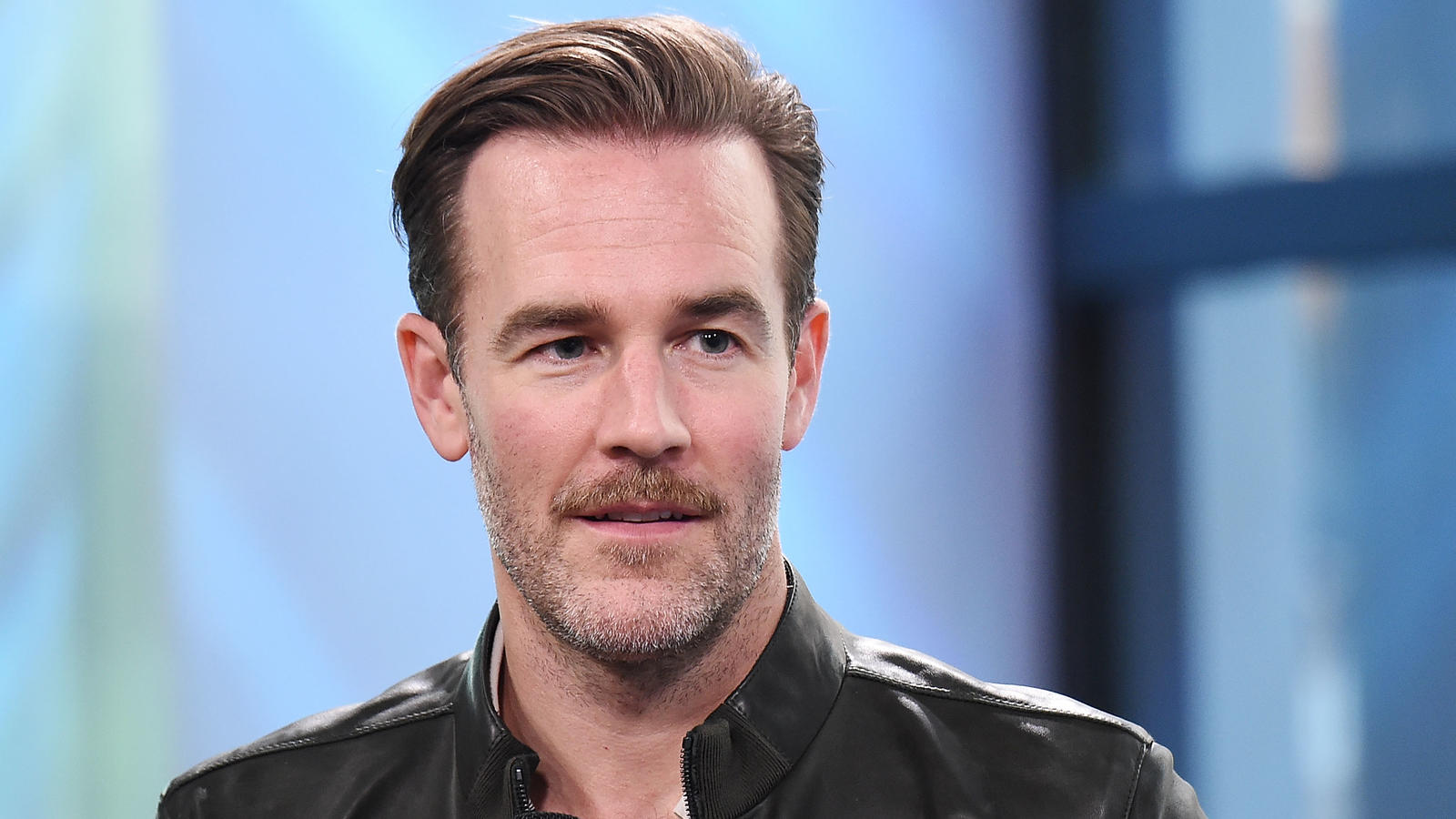 James Van der Beek 2017 in New York City.
