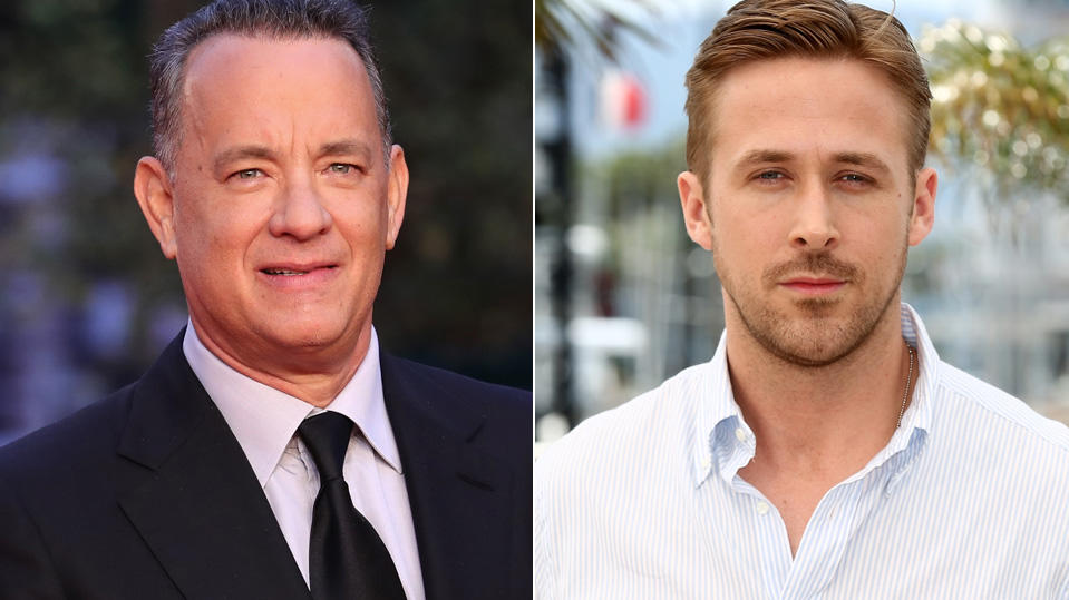 Tom Hanks / Ryan Gosling