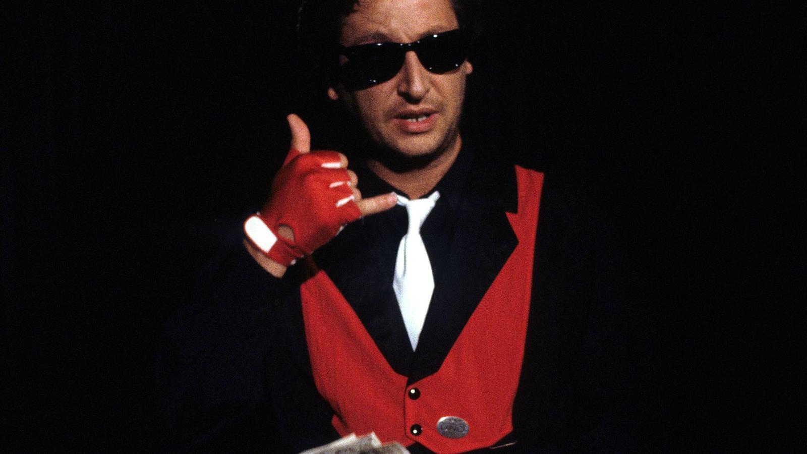 Salvatore Hütchenspieler