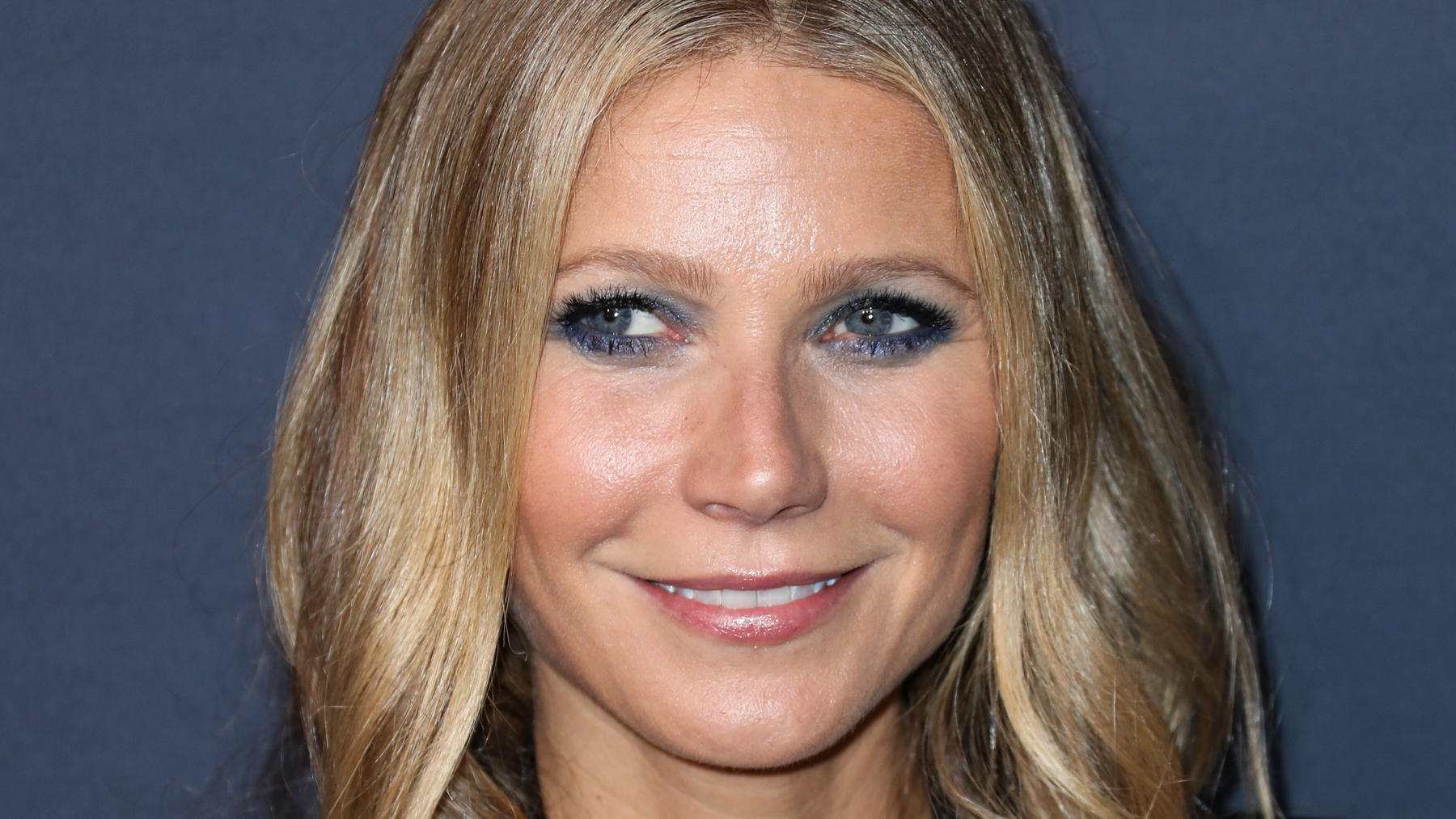 CULVER CITY, LOS ANGELES, CA, USA - NOVEMBER 11: Actress Gwyneth Paltrow wearing Tom Ford with Irene Neuwirth jewelry arrives at the 2017 Baby2Baby Gala held at 3LABS on November 11, 2017 in Culver City, Los Angeles, California, United States. (Photo