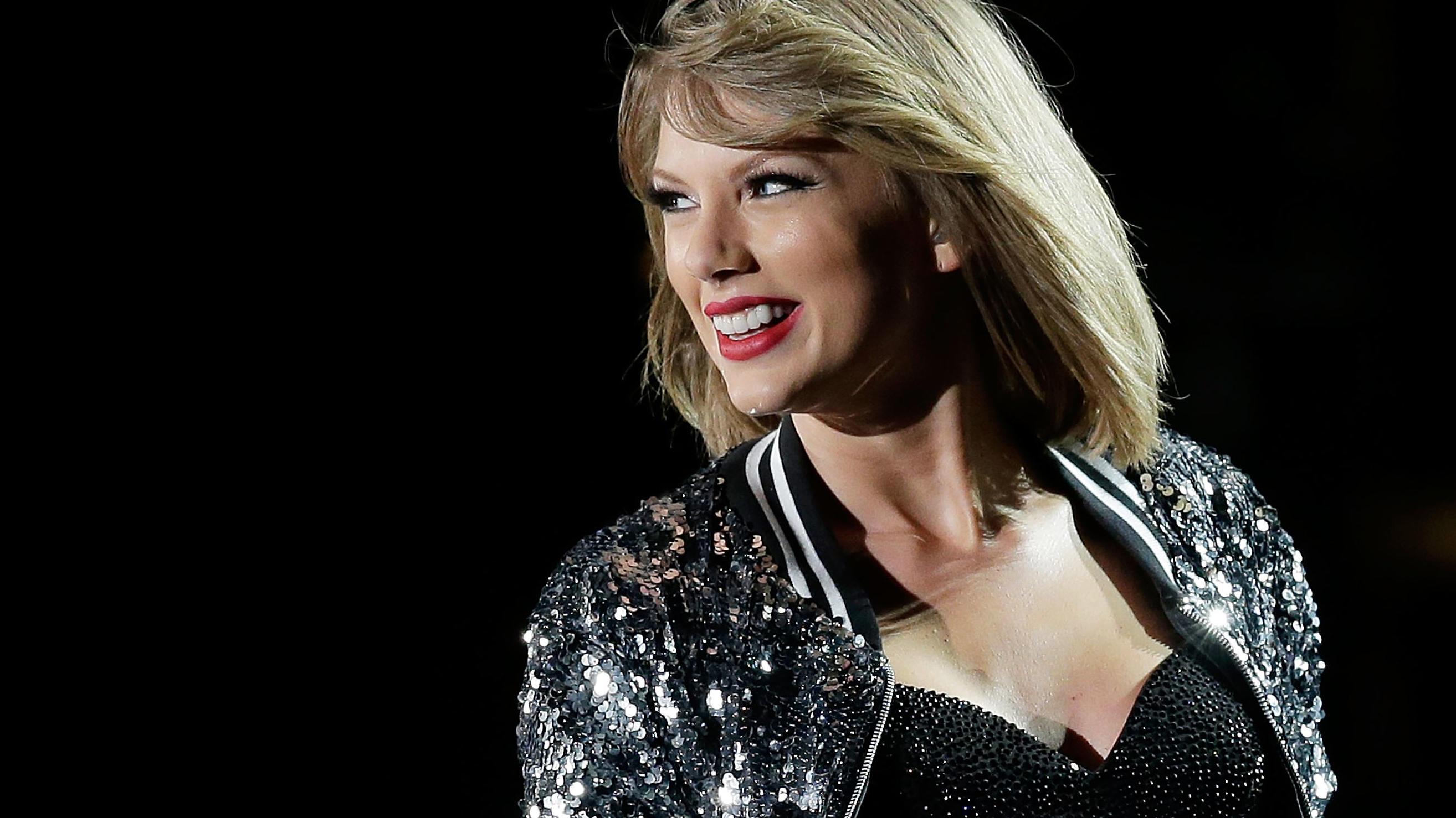Taylor Swift: Sie zeigt der ganzen Welt ihren Freund Joe Alwyn
