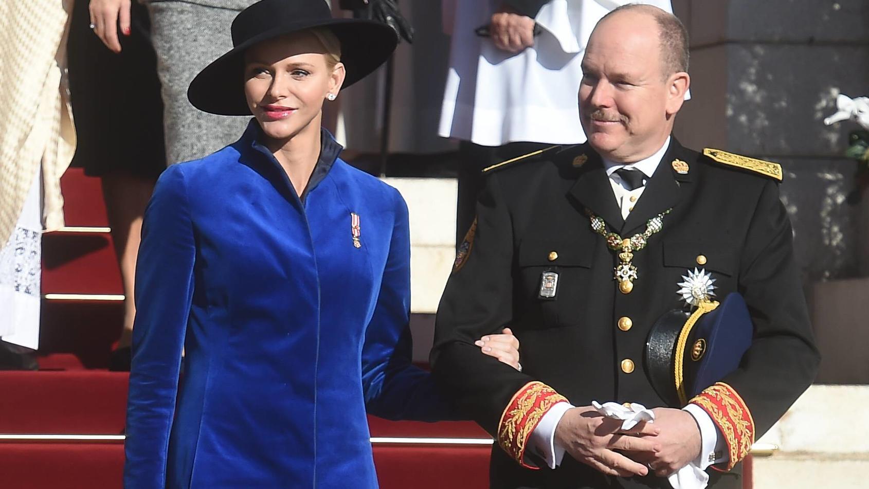 Jacques und Gabriella von Monaco: Charlènes Zwillinge freuen sich ...