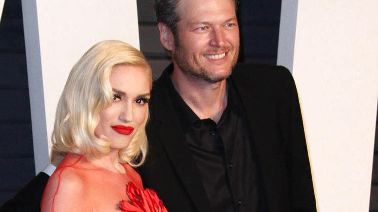 Gwen Stefani: Liebeslied bei 'The Voice'