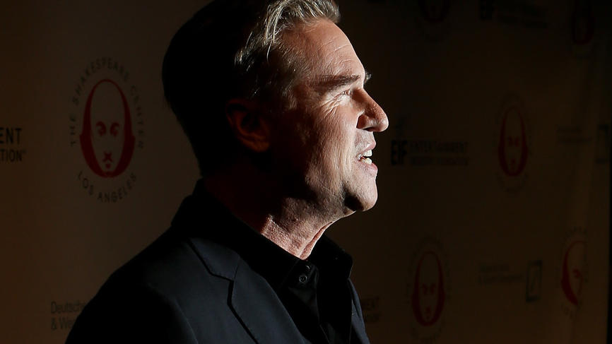 Val Kilmer 2013 bei einem Theater-Event in Santa Monica