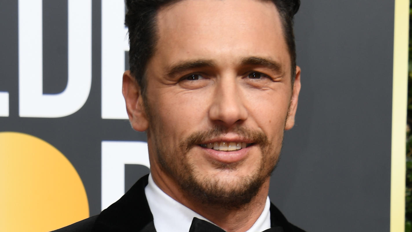 "Zur Verleihung der Golden Globes erschien James Franco mit einem ""Time's Up""-Pin am Revers"