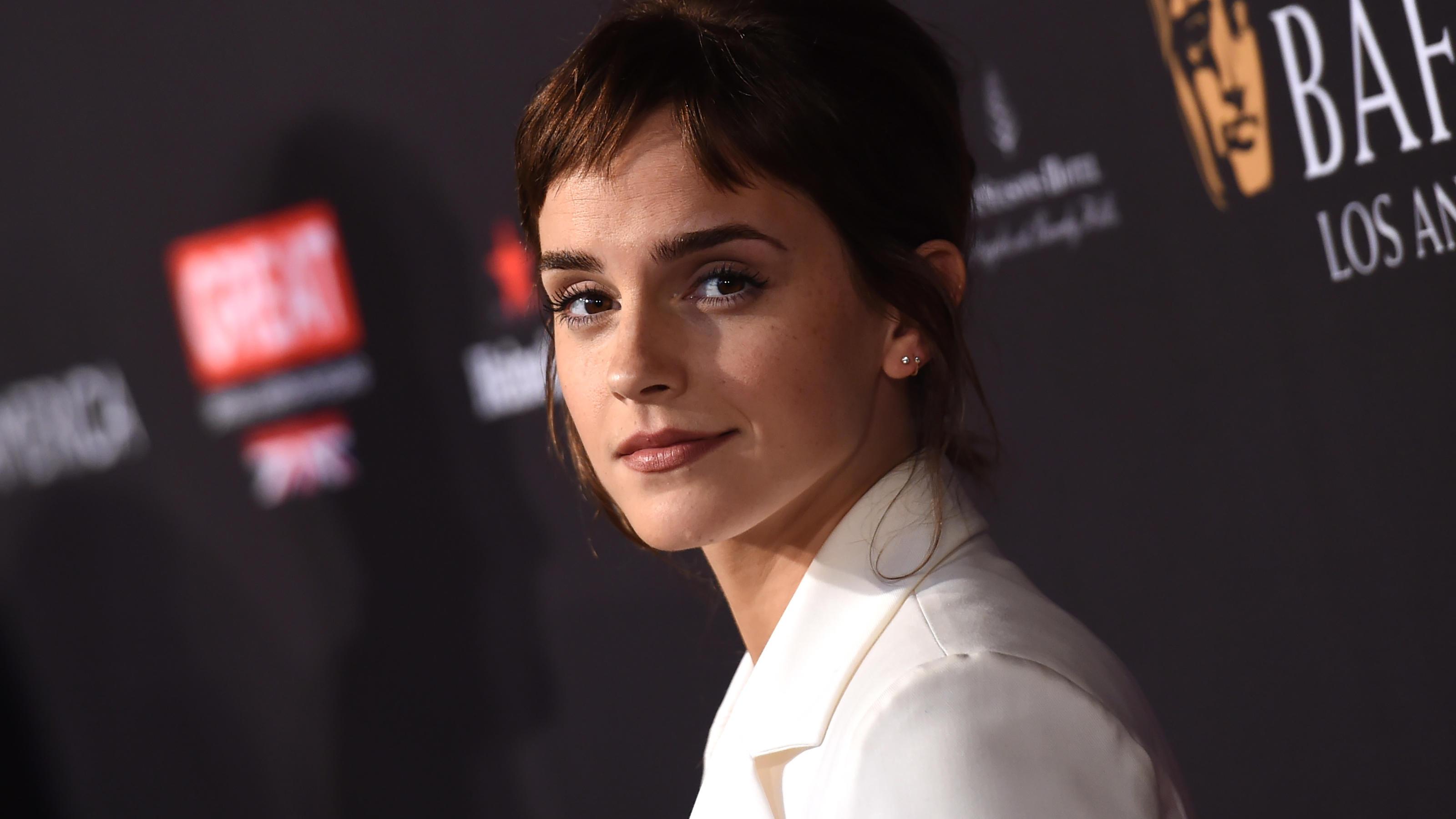 Mini Pony Stars Wie Emma Watson Lieben Die Neue Trendfrisur
