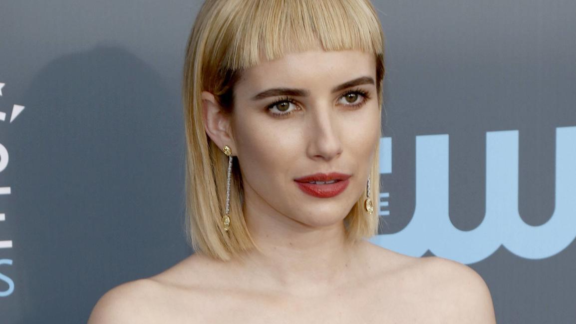 Typveränderung Bei Emma Watson Die Schauspielerin Trägt Jetzt Pony