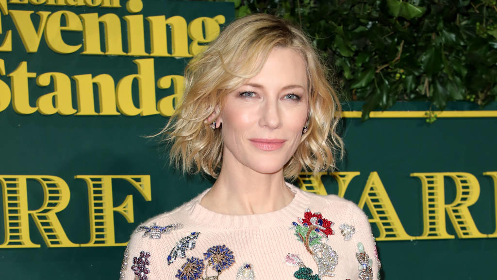 cate blanchett f r humanit re arbeit in der schweiz. Black Bedroom Furniture Sets. Home Design Ideas